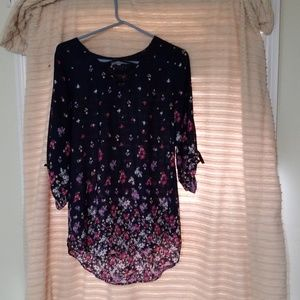Maurices tunic blouse medium